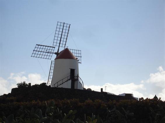 Ecomuseo itinerante for Molinos de viento para jardin
